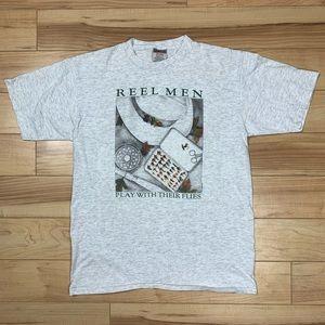 Vintage 1994 Fly Fishing Single Stitch T-Shirt